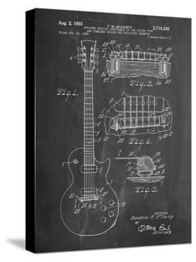 Blueprints posters for sale at allposters gibson les paul guitar patent by cole borders malvernweather Image collections