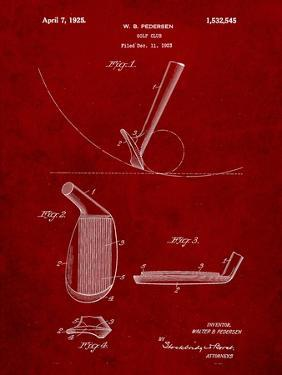 Golf Club Patent by Cole Borders