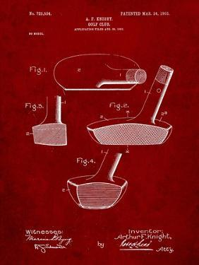 Golf Club Putter Patent by Cole Borders