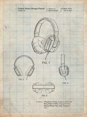 Headphones Patent by Cole Borders