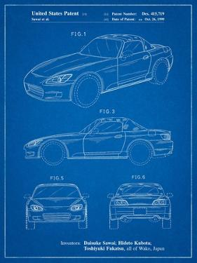 Honda S2000 Patent by Cole Borders