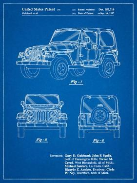 Jeep Wrangler 1997 Patent by Cole Borders