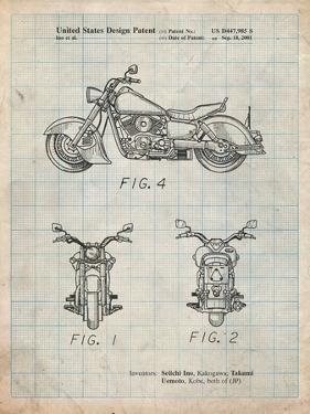 Kawasaki Motorcycle Patent by Cole Borders