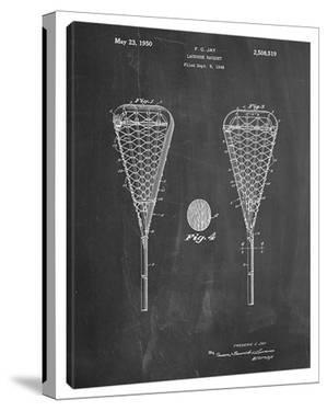 Lacrosse Stick by Cole Borders
