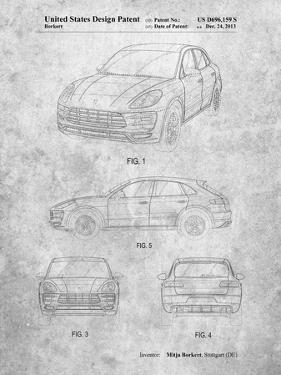 Porsche Cayenne Patent by Cole Borders
