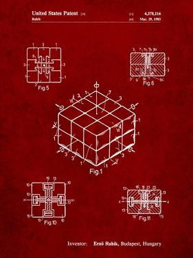 Blueprints framed art for sale at allposters rubiks cube patent malvernweather Images