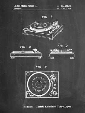 Sansui Turntable 1979 Patent by Cole Borders