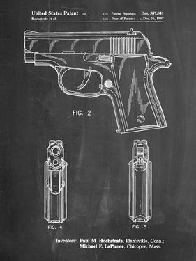 Sig Sauer P220 Pistol Patent by Cole Borders