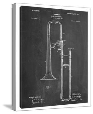 Slide Trombone by Cole Borders