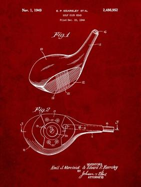 Spalding Golf Driver Patent by Cole Borders