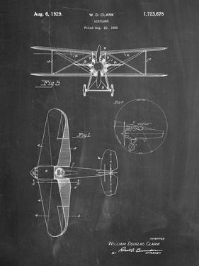 Staggered Biplane Aircraft Patent by Cole Borders