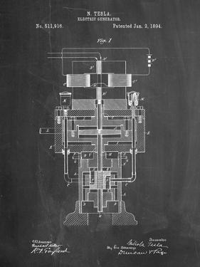 Tesla Electric Generator by Cole Borders