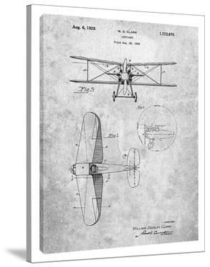 W.D. Clark Plane A by Cole Borders