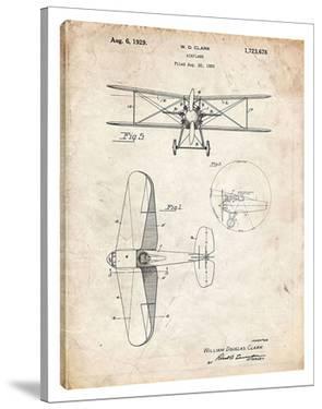 W.D. Clark Plane C by Cole Borders
