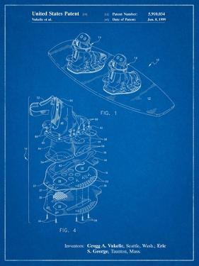 Wakeboard Patent by Cole Borders