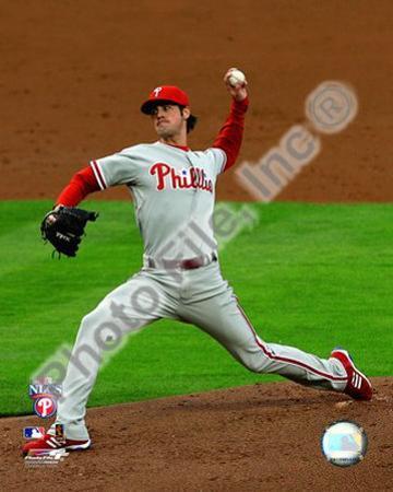 Cole Hamels 2008 Game 5 NLCS
