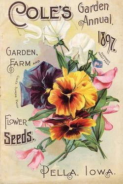 Cole's 1897 Annual Pella Iowa