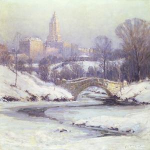 Central Park by Colin Campbell Cooper