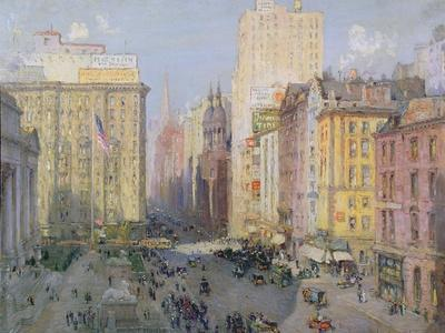 Fifth Avenue, New York, 1913