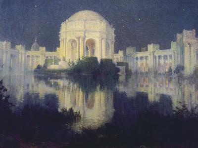 Palace of Fine Arts, San Francisco, 1915