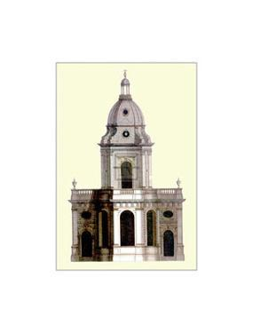 The Eastern Prospect of St. Philip's by Colin Campbell