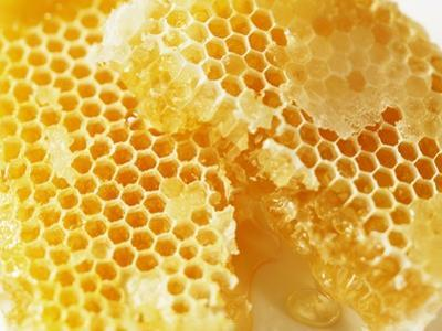 Honeycomb (Close-Up) by Colin Erricson