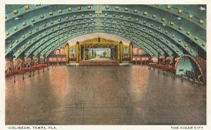 Coliseum, Tampa, Florida