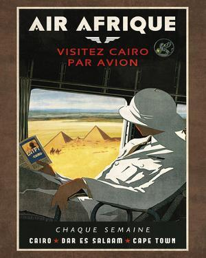 Air Afrique by Collection Caprice