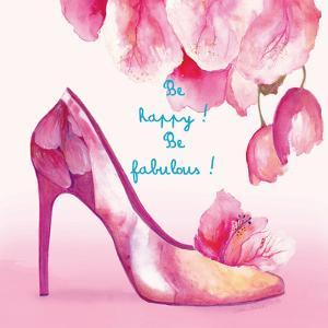 Pretty Petal Shoe by Colleen Sarah