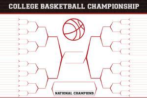College Basketball Championship Bracket