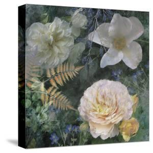Garden Window - Silken Florals by Collezione Botanica