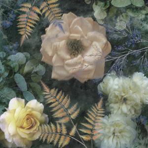 Garden Window - Soft Florals by Collezione Botanica