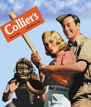 Collier's: Batting Practice