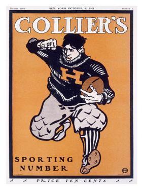 Colliers Havard Football
