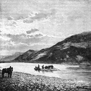 Collon-Cura, Argentina, 1895