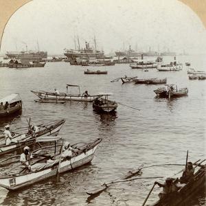 Colombo Harbour, Ceylon (Sri Lank)