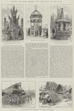 Colonial and Indian Exhibition, New South Wales and New Guinea