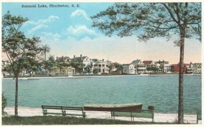 Colonial Lake, Charleston, South Carolina
