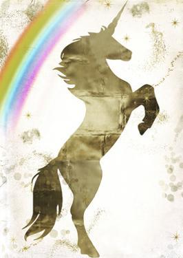 Magic Unicorn I by Color Bakery