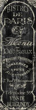 Paris Bistro VIII by Color Bakery