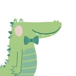 Alvin the Alligator by Color Me Happy