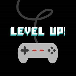 Level Up! by Color Me Happy