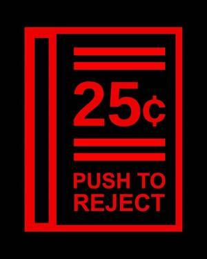 Push To Reject by Color Me Happy