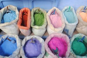 Color Pigment Bags