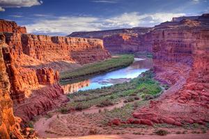 Colorado River at Canyonlands