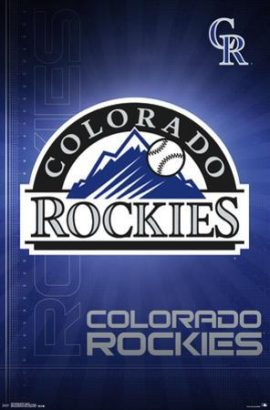 Colorado Rockies- Logo 2016