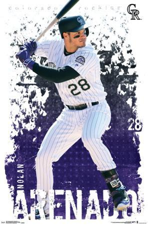 Colorado Rockies- N Arenado 17