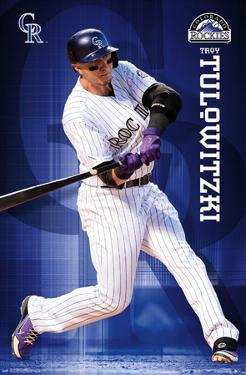 Colorado Rockies - T Tulowitzki 14