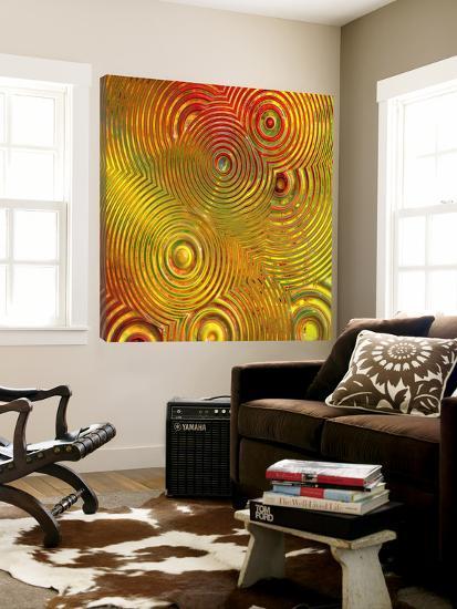 Colorful Abstract III-Jean-François Dupuis-Loft Art