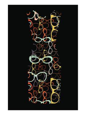 Colorful Sunglasses Dress